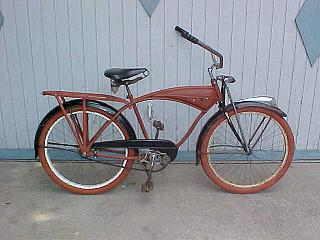 1941 Autocycle