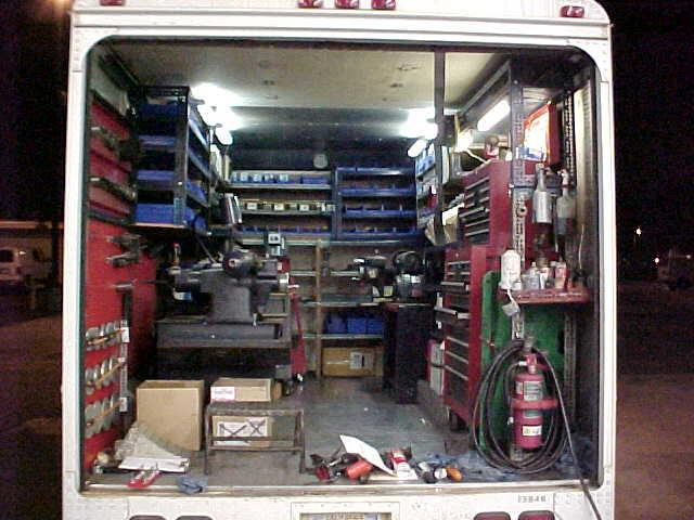 Diesel Mechanic Tool Box
