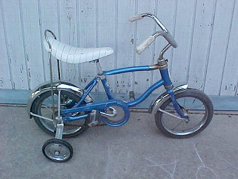 Little Buddy's Bike