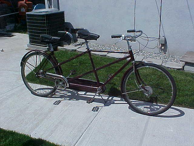 Early Postwar Tandem
