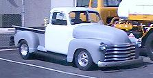 1949 Chevy 5 Window Deluxe Cab