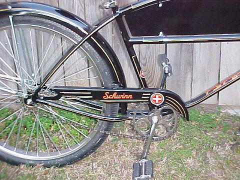 Chainguard with Schwinn Decal